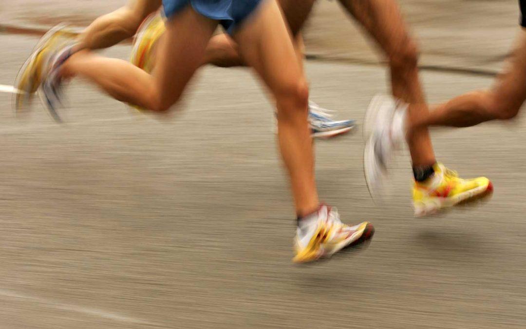 Chiropraktik Wien - Marathonsportler