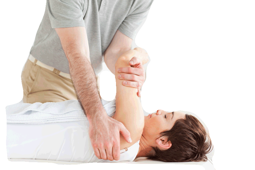 Behandlung Physiotherapie